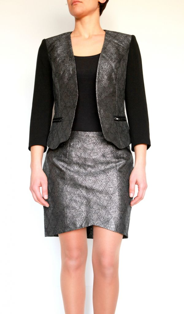 Y.A.S  Thilde skirt