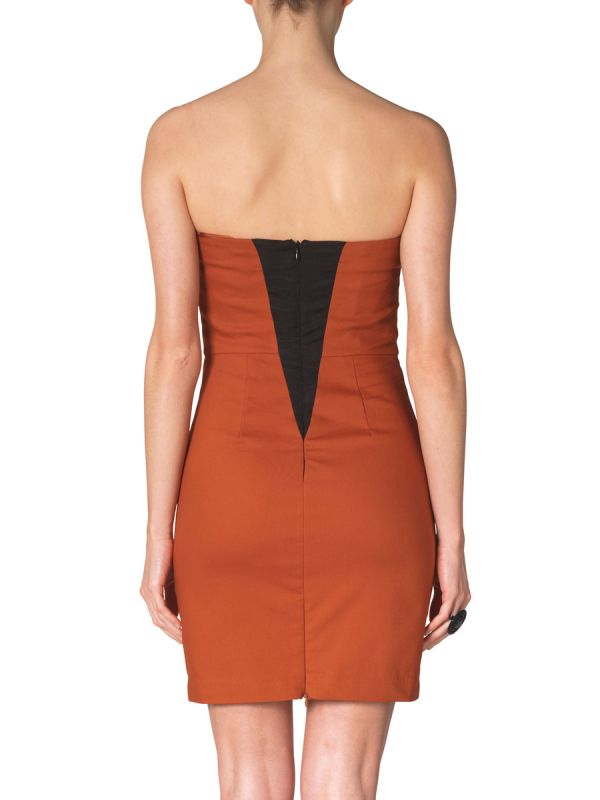 Vero Moda Alma tube dress