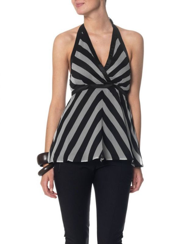 Vero Moda Chevron top