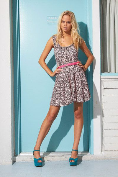 Love Label Skater dress