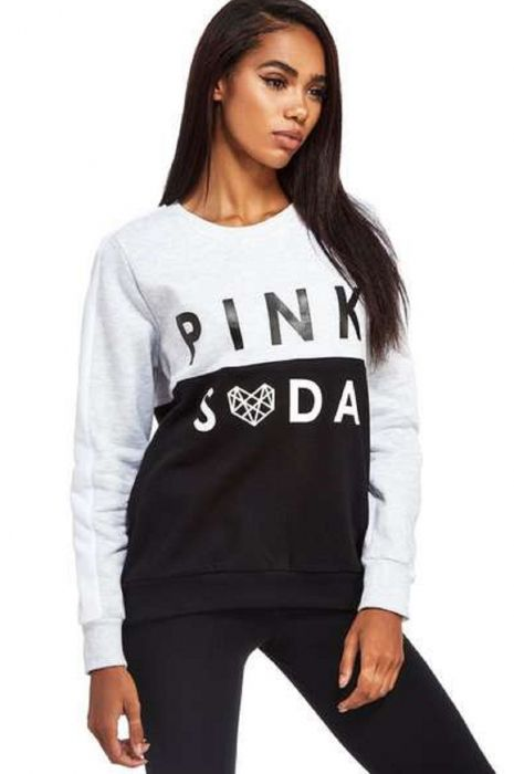 Pink Soda sweat