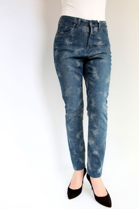 Vero Moda Track tower denim