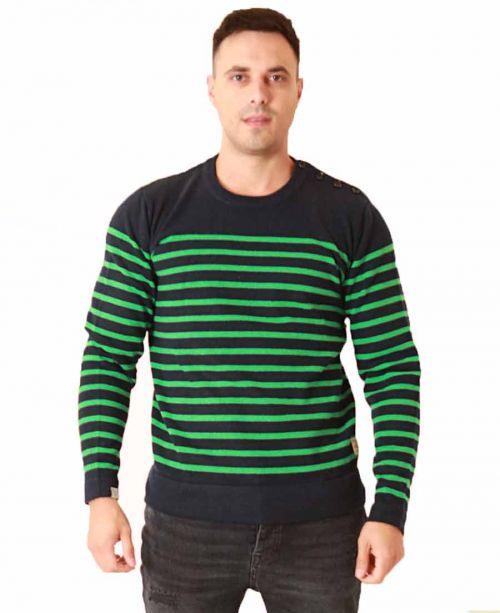 Jack  Jones racer  knit