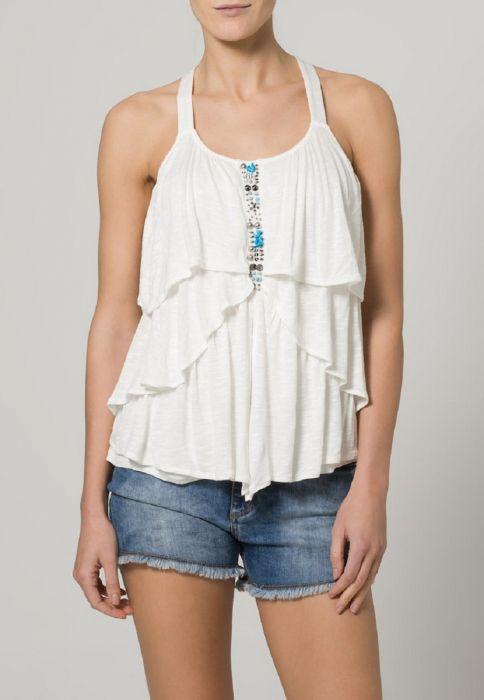 Vero Moda Feed me  top