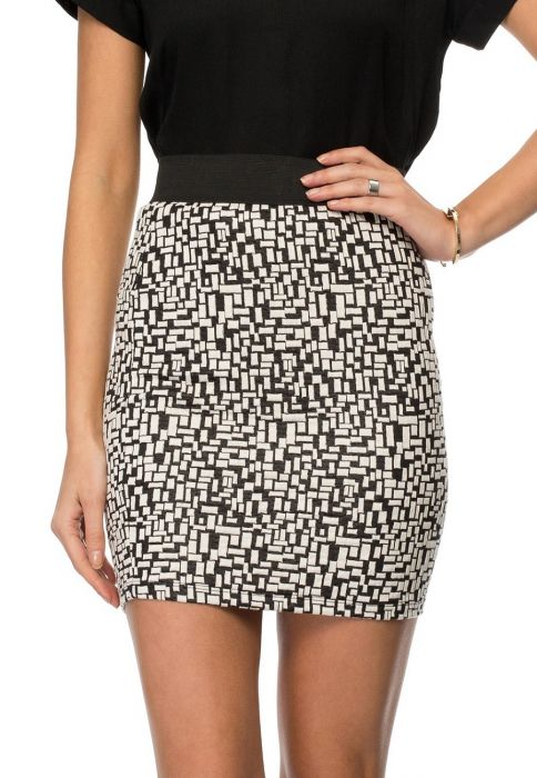 Vero Moda Bricka skirt