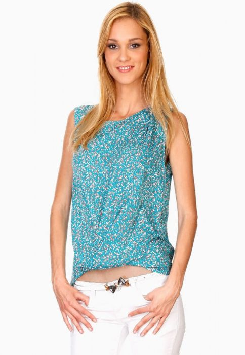 Vero Moda Jean lee top